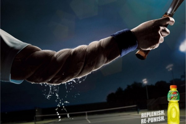 Gatorade ads