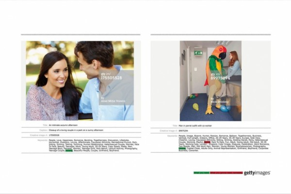 Getty Images ads