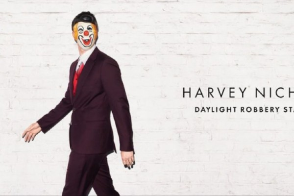 Harvey Nichols ads