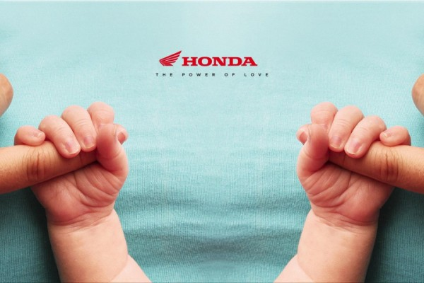"Honda: ""The Power of Love"""