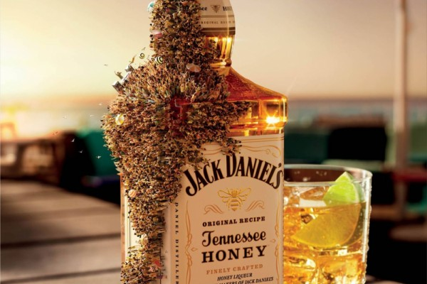 Jack Daniel's Tennessee Honey 'Bees'