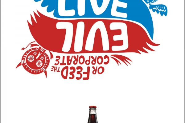 Karma Cola : #drinknoevil by Special Group