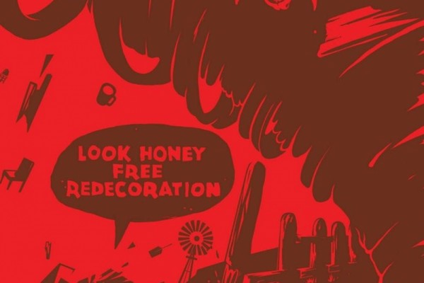 Maltesers: Look honey free redecoration