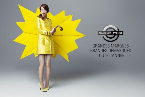 Marques Avenue ads