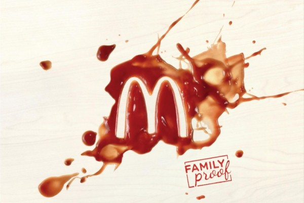"McDonald's ""Family Proof"""