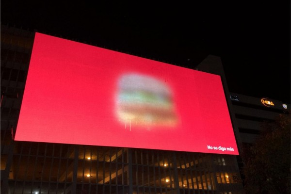 "McDonald's: ""Say no more."""