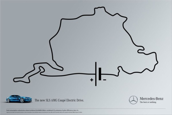 Mercedes-Benz ads