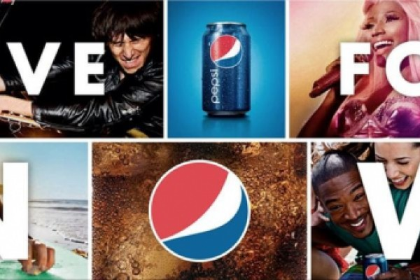 Pepsi outdoor ads