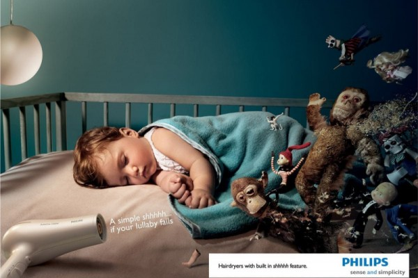 Philips ads