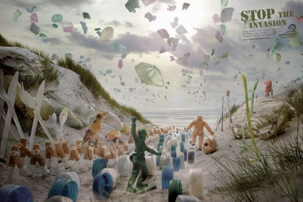 Surfrider Foundation ads