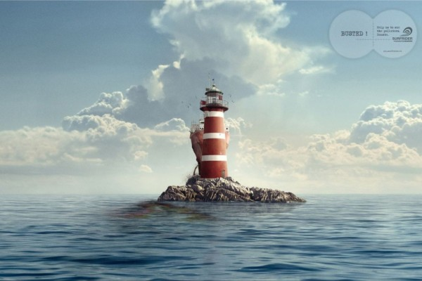 Surfrider Foundation print ads