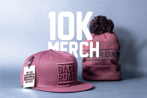 """The 10k Merch Store"""