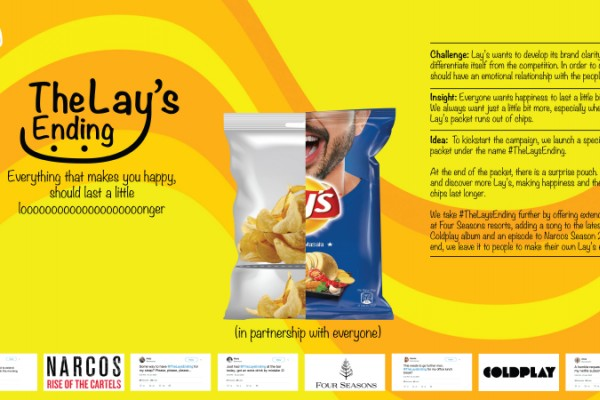 """Lay's """"The Lay's Ending"""""""