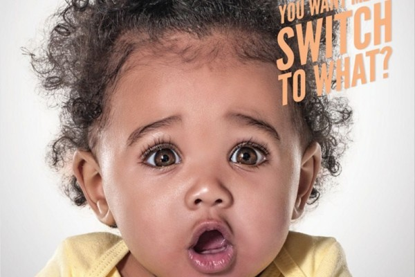 Tommee Tippee ads