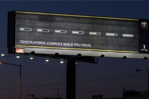 Toyota Billboard