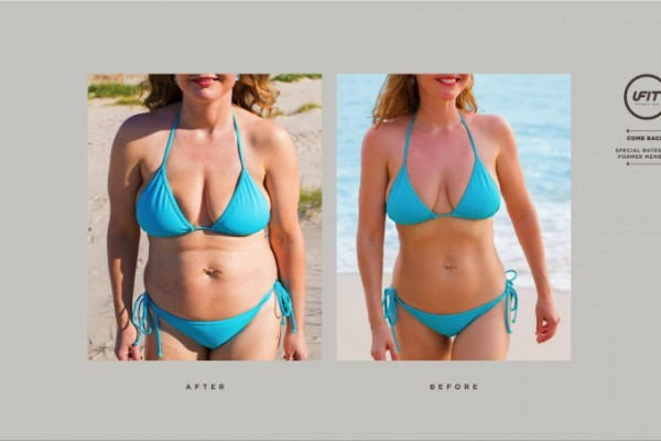 """UFit """"The After/Before Advertising Campaign"""""""