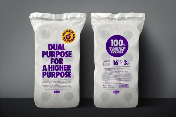 "Violeta ""Dual purpose for a higher purpose"""