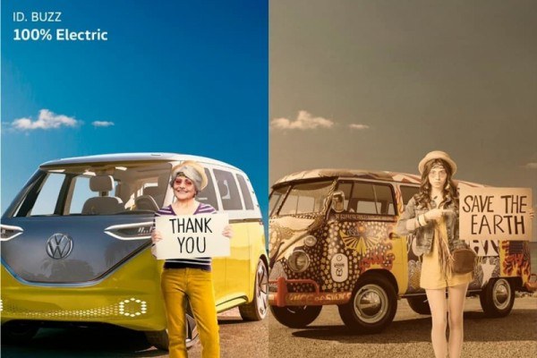 "Volkswagen ""ID. BUZZ 100% Electric 