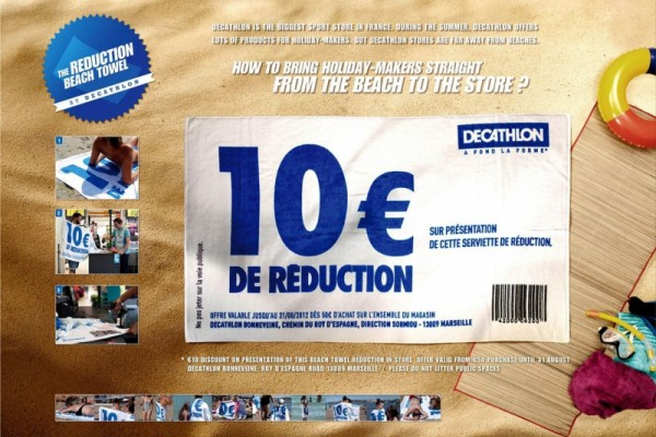 Decathlon ads