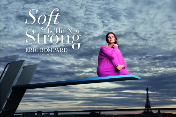 Eric Bompard - Soft Is The New Strong
