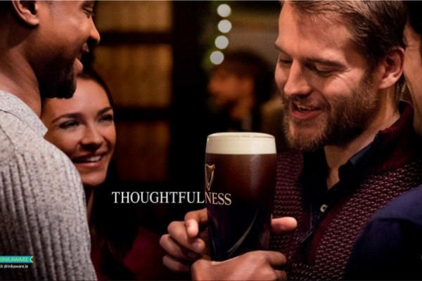Guinness - Get the facts. Be DRINKAWARE