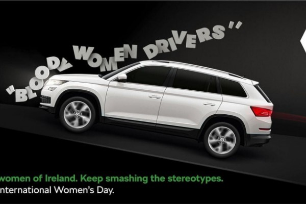 """Skoda: """"Bloody women drivers"""" by Boys and Girls"""