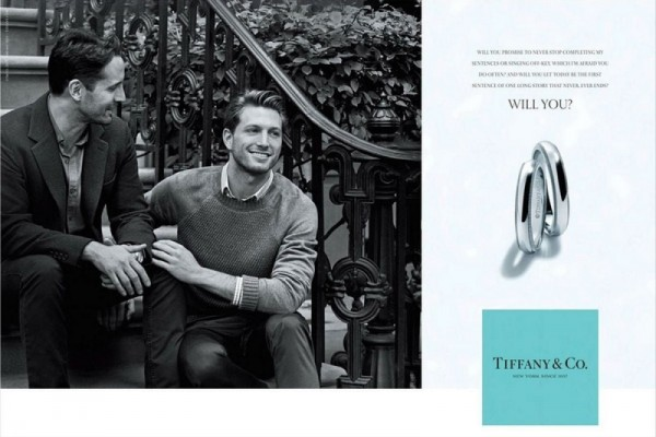 Tiffany & Co. ads