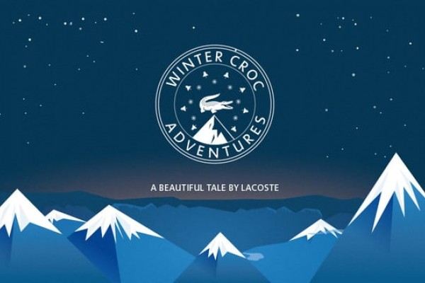 Lacoste - Winter Croc Adventures for Xmas gifts