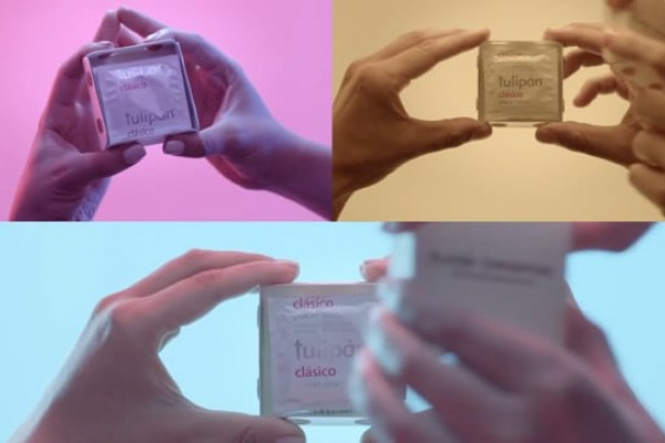 """Tulipan """"Consent Pack"""" by BBDO Argentina"""
