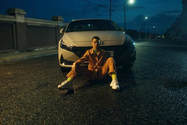 """Hyundai """"This is how you dare"""" by B-Reel"""