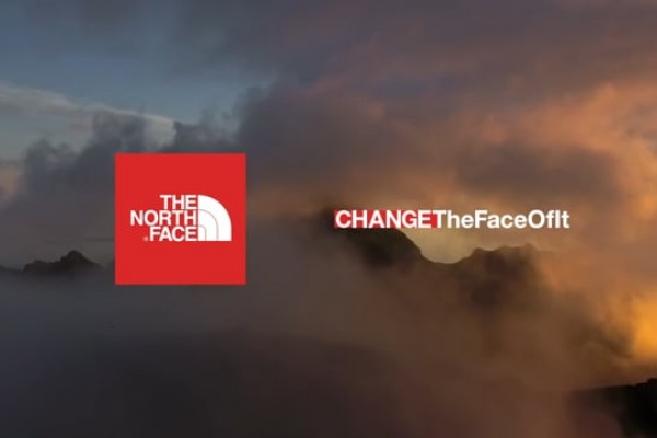"""The North Face """"Change The Face Of It"""""""
