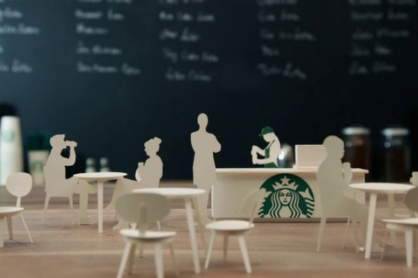 Starbucks: from coffee cup to coffee bean