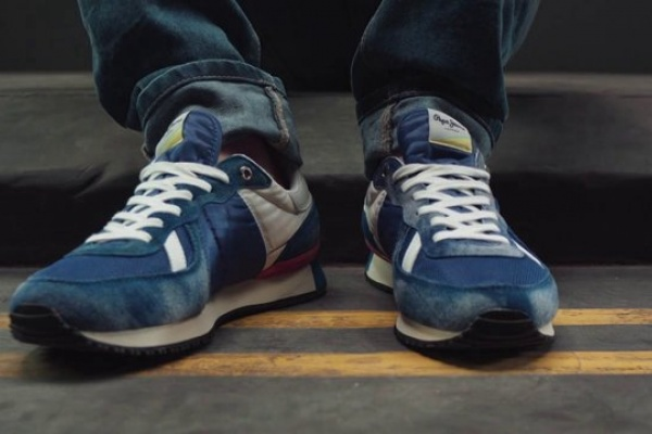 Pepe Jeans London's Spring Summer 2014 Footwear Collection
