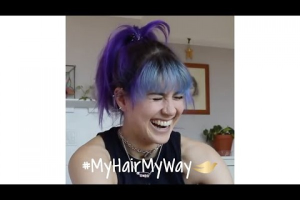 Dove #MyHairMyWay - All New Hairstyles