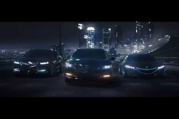 Acura: Let The Race Begin