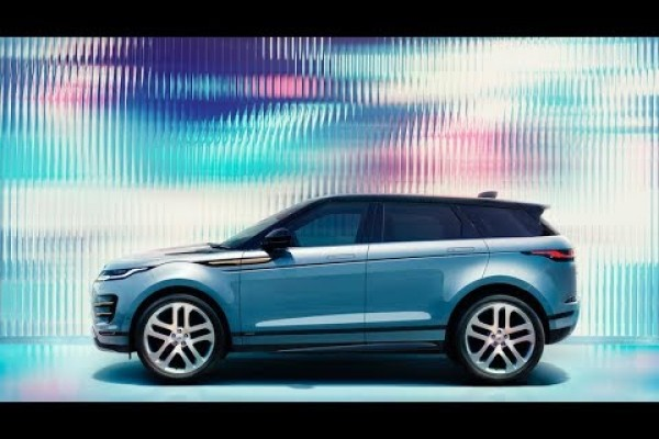 "Land Roverl: ""New Range Rover Evoque"""