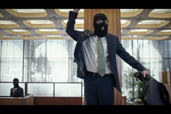 "Axos Bank: ""Don't get robbed by your bank.""by Cutwater"