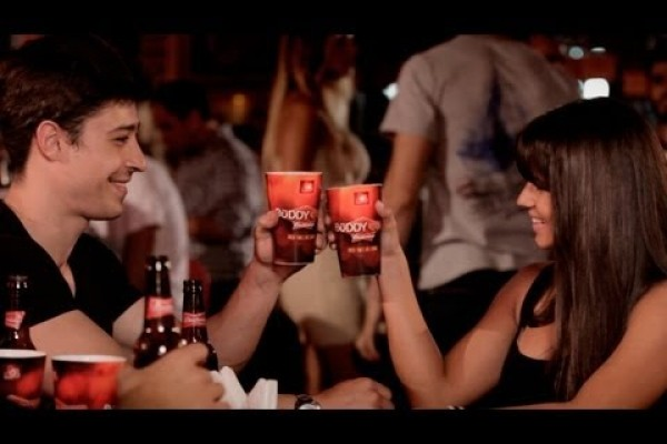 Budweiser: just a toast in the Budzone