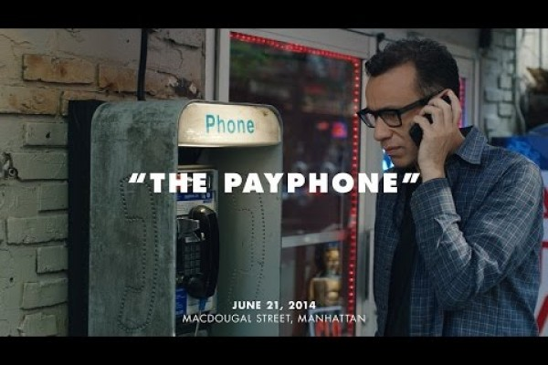 Heineken: The Payphone with Fred Armisen