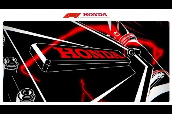 "Honda: ""Powered By Honda - Honda Racing F1"" by Digitas"