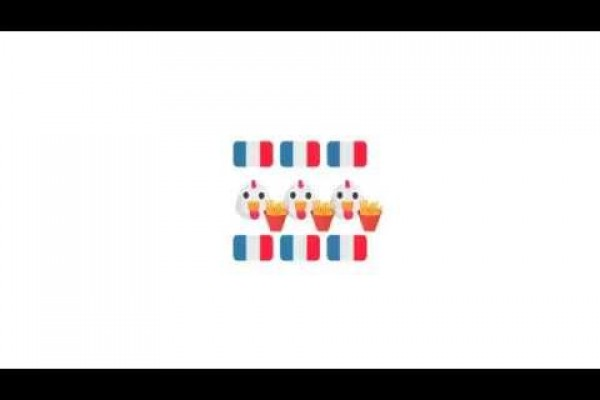 AT&T: emojify your favorite holiday songs
