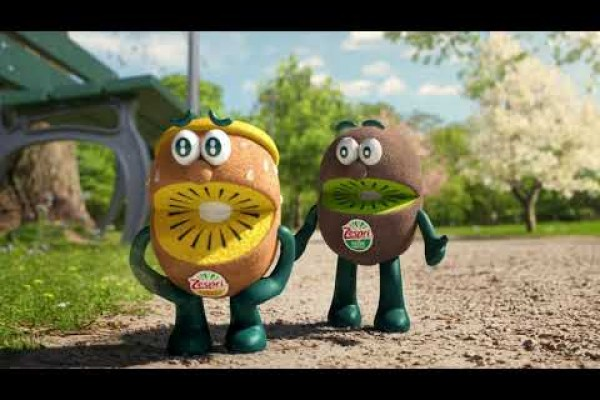 Zespri renews its brand image