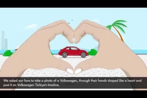 Volkswagen: The Lovemark Campaign