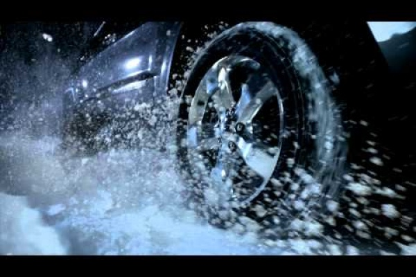 Jeep performance on snow-covered roads