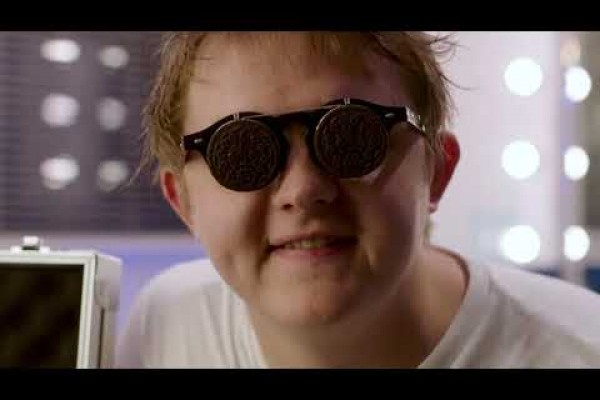 "Oreo ""Oreos licked by Lewis Capaldi"""