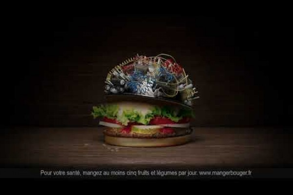 """Burger King """"Whopper for the future"""""""