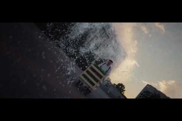 """Schweppes: """"The Rush of Schweppervescence"""" by TBWA"""