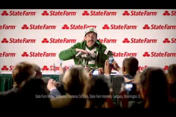 "State Farm: ""Being Aaron"""