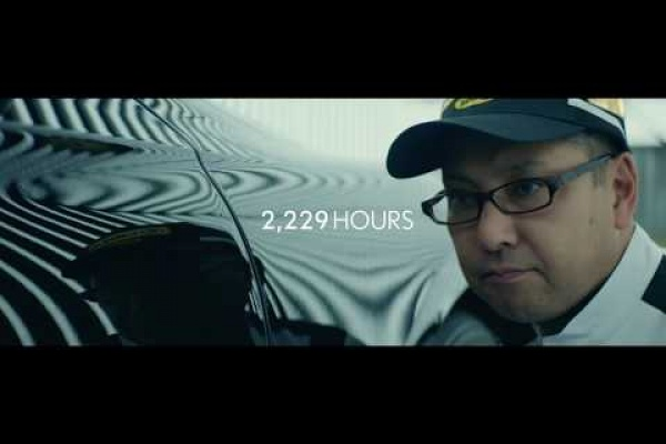 "Lexus: ""Takumi A 60,000 hour story on the survival of human craft"" by The&Partnership"