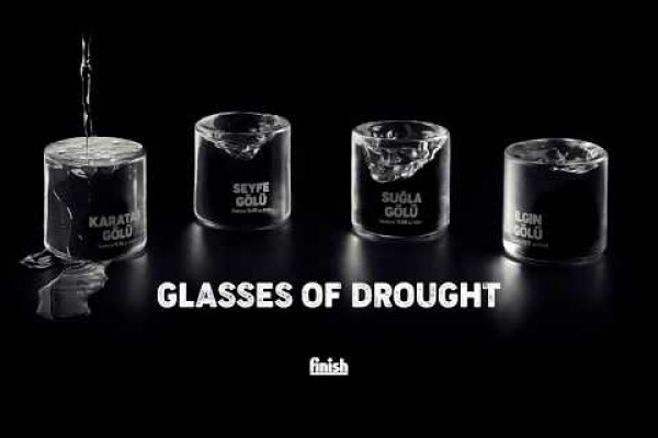 "Finish ""Glasses of Drought"" by Havas"